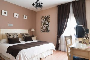 Habitación Superior King Size Hotel Restaurante Asador Algete
