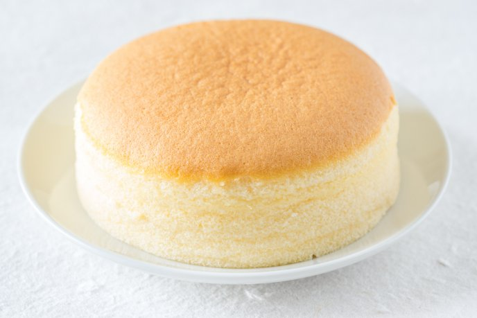 pastel queso japones